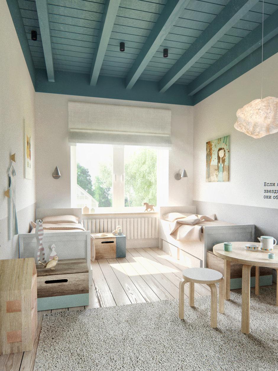 Фотография: Детская в стиле Скандинавский, Дом, Дома и квартиры, IKEA, Проект недели – фото на InMyRoom.ru