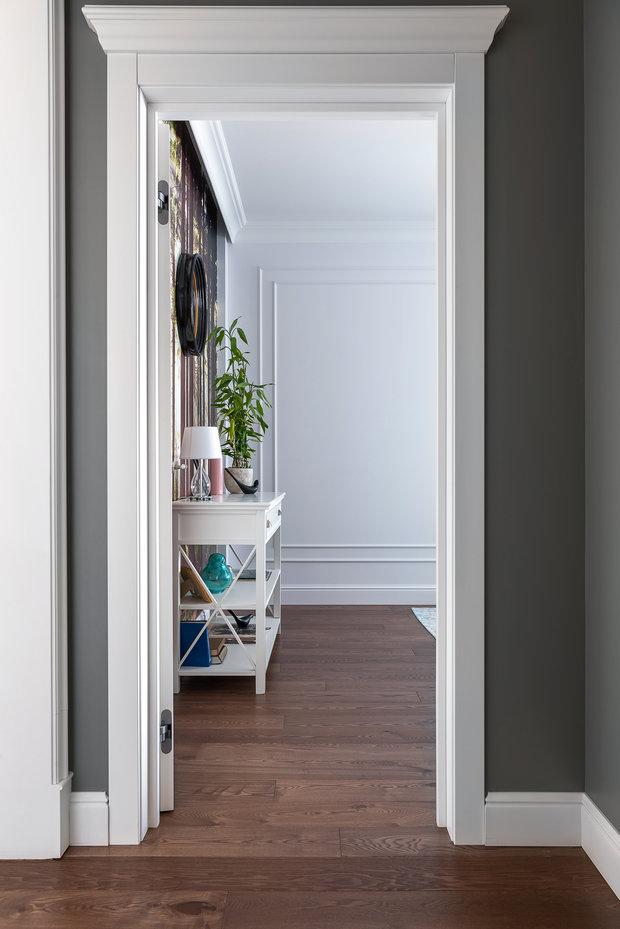 Фотография: Прихожая в стиле Классический, Современный, Квартира, Проект недели, 3 комнаты, 60-90 метров, Владивосток, Елена Теплова – фото на INMYROOM
