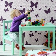 Фотография: Детская в стиле Скандинавский, Современный – фото на InMyRoom.ru