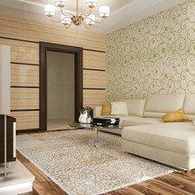 Фото из портфолио ЖК Аврора, квартира 78 кв. метров – фотографии дизайна интерьеров на InMyRoom.ru