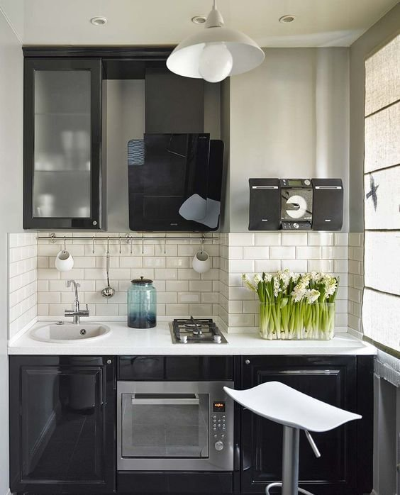 Фотография: Кухня и столовая в стиле Современный, Советы – фото на InMyRoom.ru