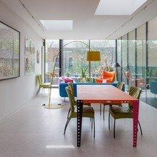 Фото из портфолио Красочный дом в Лондоне – фотографии дизайна интерьеров на INMYROOM