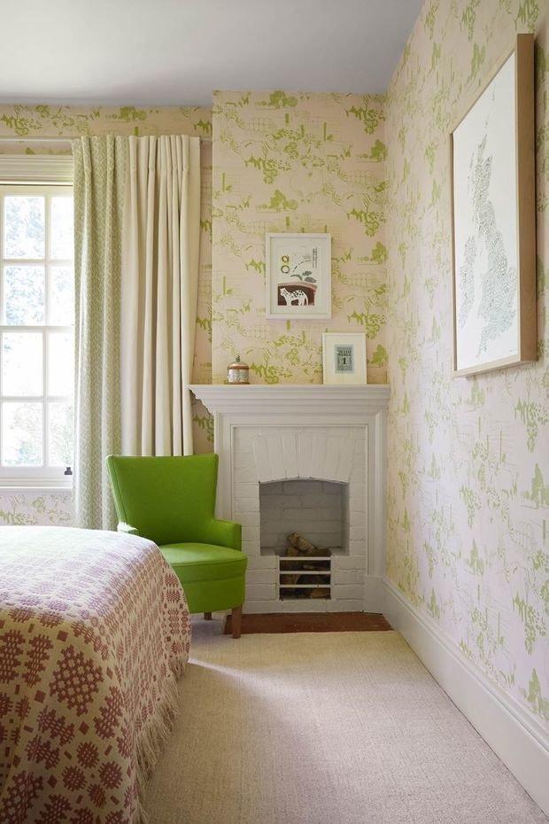 Фотография: Спальня в стиле Прованс и Кантри, Декор интерьера, Дом, Дом и дача – фото на InMyRoom.ru