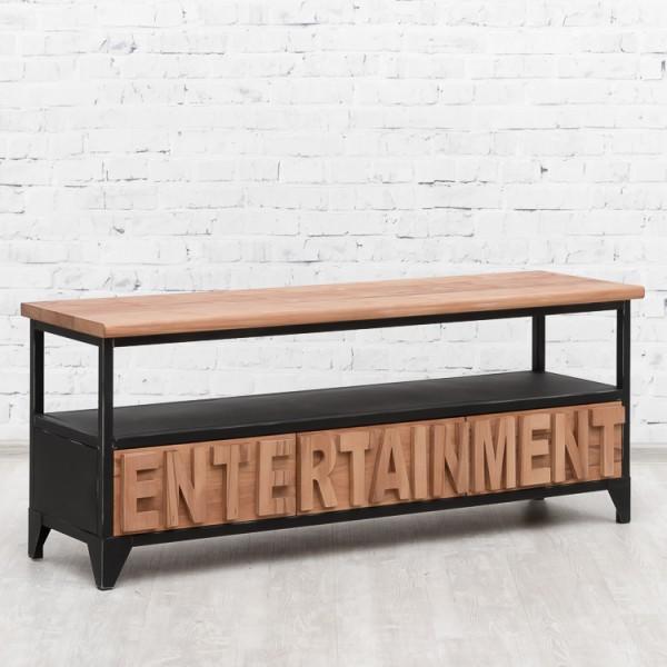 Купить Тв тумба в индустриальном стиле Entertainment , inmyroom, Нидерланды