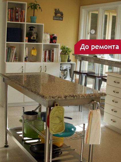 Фотография: Гостиная в стиле Эклектика, Кухня и столовая, Классический, Современный, Декор интерьера, Квартира, Хранение, Декор, Переделка – фото на InMyRoom.ru