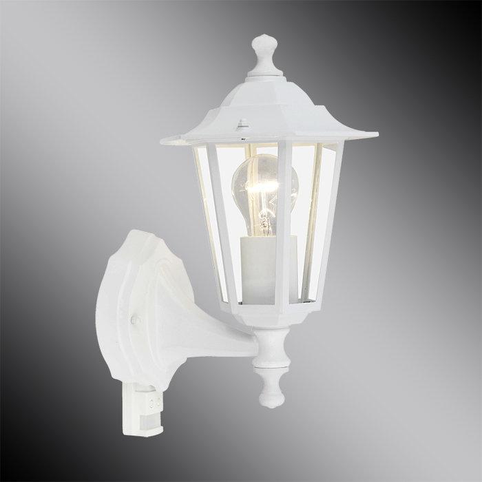 Уличный настенный светильник Brilliant; Crown