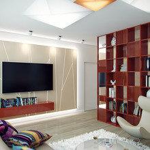Фото из портфолио Теплые апартаменты – фотографии дизайна интерьеров на INMYROOM