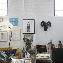 Фото из портфолио Преобразование склада в теплое и уютное жилище – фотографии дизайна интерьеров на INMYROOM