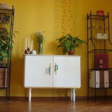 Фотография: Декор в стиле Кантри, Современный, Декор интерьера, DIY, Цвет в интерьере, Переделка, Бирюзовый – фото на InMyRoom.ru