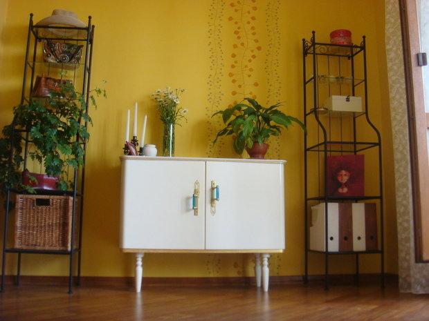 Фотография: Декор в стиле Прованс и Кантри, Современный, Декор интерьера, DIY, Цвет в интерьере, Переделка, Бирюзовый – фото на InMyRoom.ru
