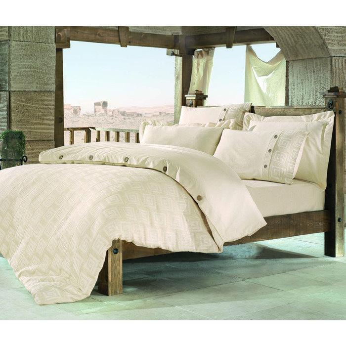 Комплект постельного белья евро Troya
