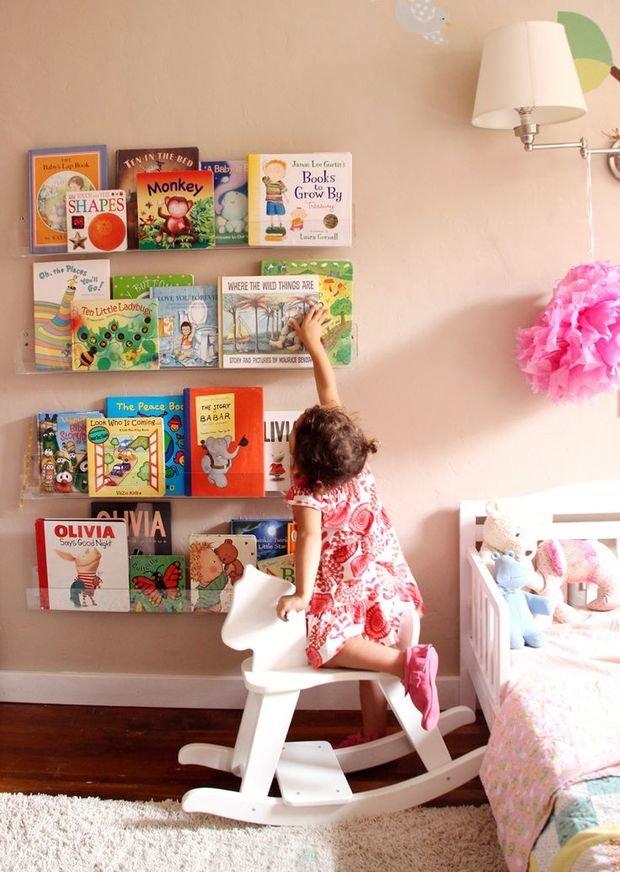 Фотография: Спальня в стиле Прованс и Кантри, Детская, Декор интерьера, Советы, Перепланировка – фото на InMyRoom.ru