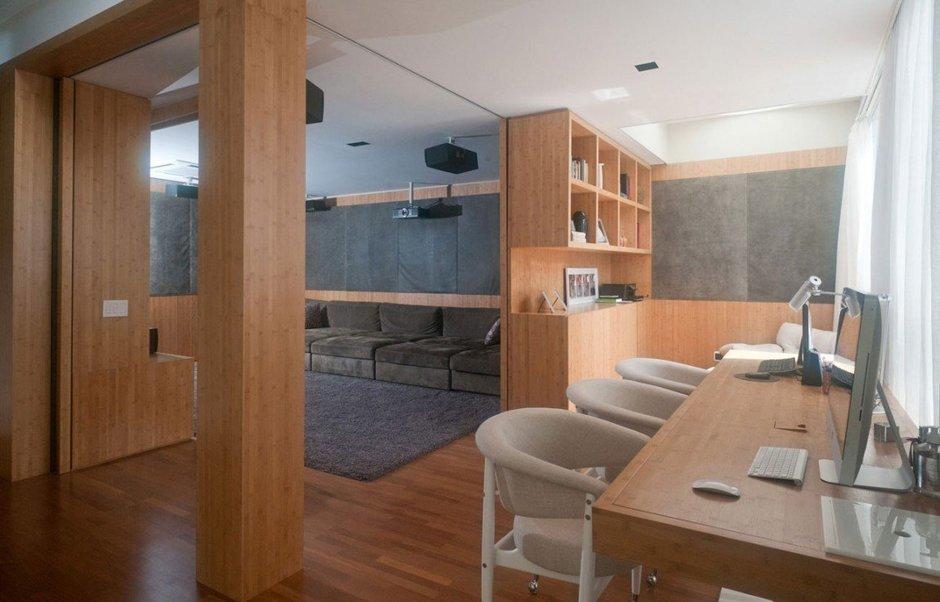 Фотография: Офис в стиле Современный, Дом, Дома и квартиры, Бассейн – фото на InMyRoom.ru