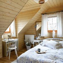 Фотография: Спальня в стиле Кантри, Современный, DIY, Дом, Дома и квартиры, Дача, Роспись – фото на InMyRoom.ru