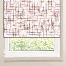 Рулонные шторы: Яркие полосочки