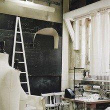 Фотография: Офис в стиле Кантри, Лофт, Скандинавский, Современный – фото на InMyRoom.ru