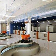 Фото из портфолио Коммерческие интерьеры, офисы, рестораны – фотографии дизайна интерьеров на INMYROOM