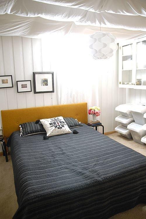 Фотография: Спальня в стиле Скандинавский, Ремонт на практике – фото на InMyRoom.ru