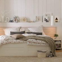 Фото из портфолио Спальни из IKEA – фотографии дизайна интерьеров на INMYROOM