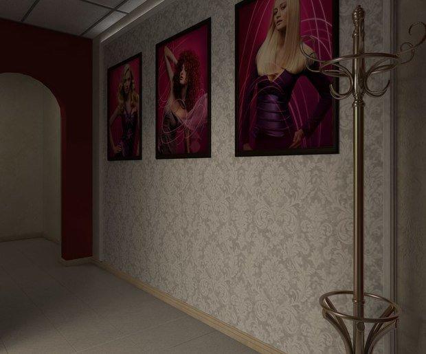 Фото из портфолио Редизайн салона красоты – фотографии дизайна интерьеров на INMYROOM