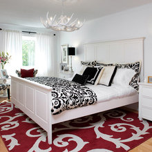 Фотография: Спальня в стиле Кантри, Классический, Скандинавский, Современный – фото на InMyRoom.ru