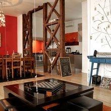Фотография: Кухня и столовая в стиле Кантри, DIY, Португалия, Дома и квартиры, Городские места, Хостел, Стрит-арт, Лиссабон – фото на InMyRoom.ru
