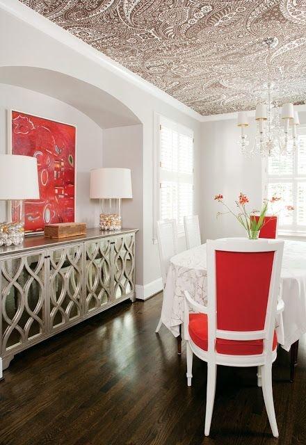 Фотография: Кухня и столовая в стиле Прованс и Кантри, Декор интерьера, Дом, Декор, Декор дома, Цвет в интерьере – фото на InMyRoom.ru
