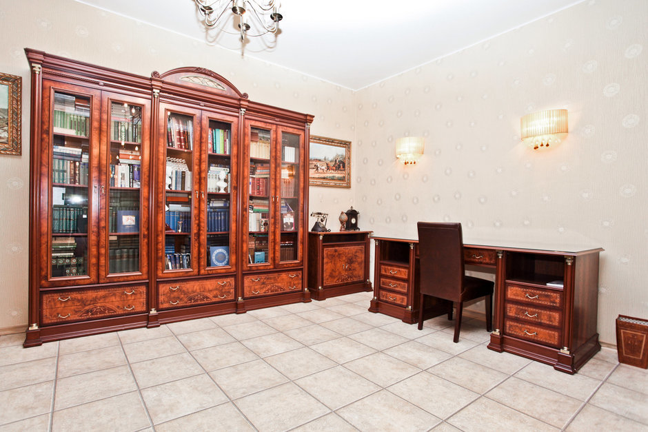 Фотография: Офис в стиле Классический, Современный, Дом, Дома и квартиры – фото на InMyRoom.ru