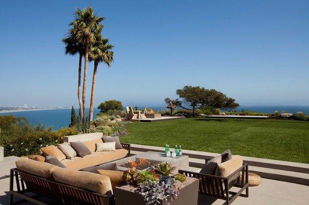 Фото из портфолио Резиденция на берегу океана для небольшой семьи в Лос-Анджелесе – фотографии дизайна интерьеров на INMYROOM