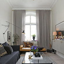 Фото из портфолио Все оттенки серого – фотографии дизайна интерьеров на INMYROOM