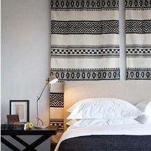 Фотография: Спальня в стиле Скандинавский, Декор интерьера, Текстиль, Советы, Шторы, Балдахин – фото на InMyRoom.ru