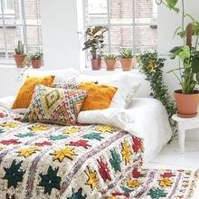 Фотография: Спальня в стиле Скандинавский, Декор интерьера, Ася Бондарева – фото на InMyRoom.ru