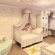 Фото из портфолио Kids room – фотографии дизайна интерьеров на INMYROOM