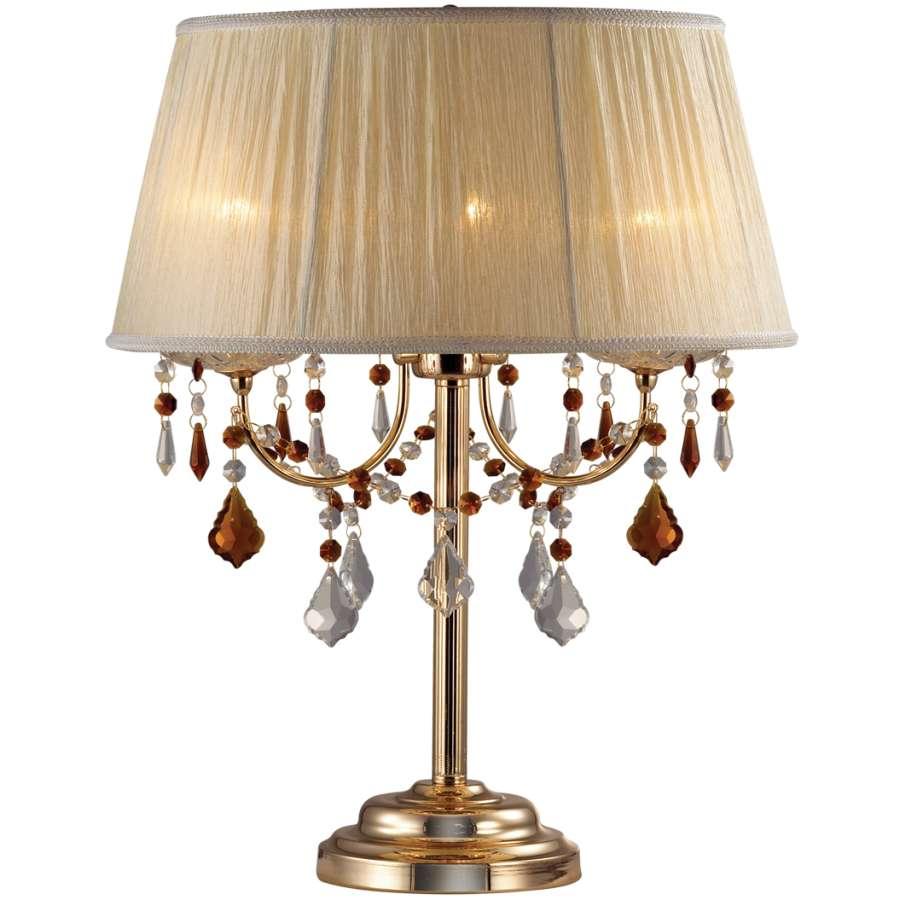 Купить со скидкой Настольная лампа Odeon Light Adeli
