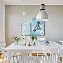 Фото из портфолио Гармония и спокойствие в доме... – фотографии дизайна интерьеров на INMYROOM