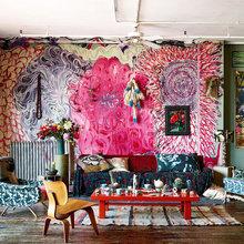 Фото из портфолио Цветной Нью-Йоркский лофт – фотографии дизайна интерьеров на InMyRoom.ru