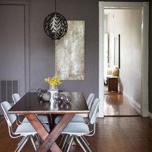 Фотография: Кухня и столовая в стиле Скандинавский, Декор интерьера, Мебель и свет, Стол – фото на InMyRoom.ru