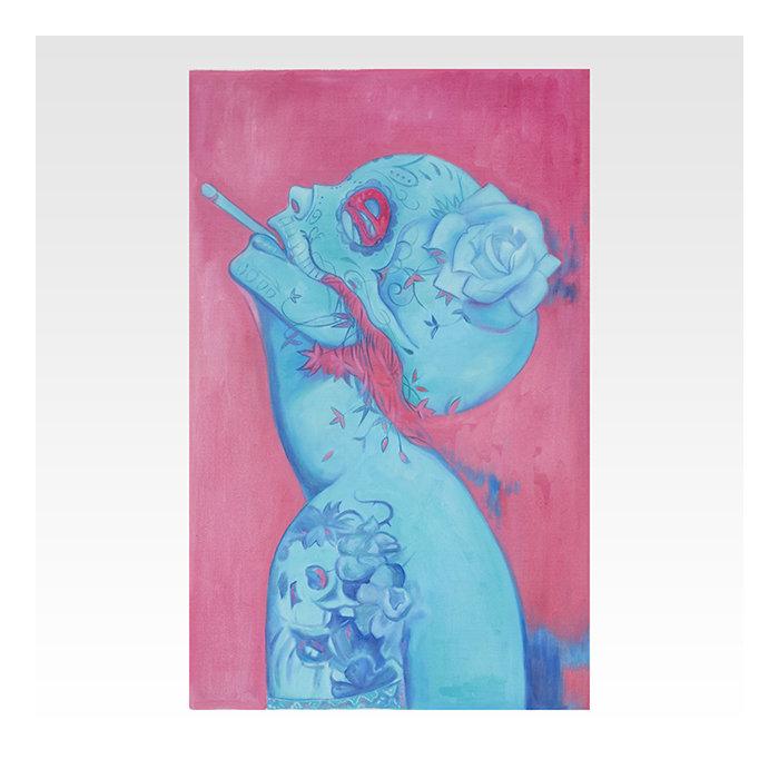 Картина Paint Fumes