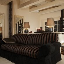 Фото из портфолио Квартира в старом московском доме – фотографии дизайна интерьеров на INMYROOM