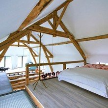 Фотография: Спальня в стиле Кантри, Декор интерьера, Дом, Дома и квартиры, Проект недели – фото на InMyRoom.ru