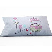 Декоративная подушка: Дорога к любви