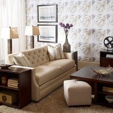 Фотография: Гостиная в стиле Восточный, Дизайн интерьера, Колониальный – фото на InMyRoom.ru