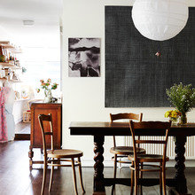 Фото из портфолио Самые интересные и вдохновляющие дома принадлежат художникам... – фотографии дизайна интерьеров на InMyRoom.ru