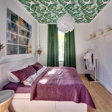 Фотография: Спальня в стиле Скандинавский, Эклектика, Малогабаритная квартира, Квартира, Проект недели, Киев, Старый фонд, Майя Баклан – фото на InMyRoom.ru