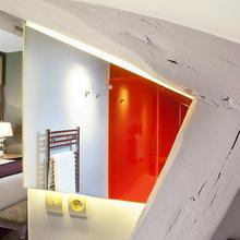 Фотография: Ванная в стиле Современный, Спальня, Франция, Дома и квартиры, Городские места, Отель – фото на InMyRoom.ru