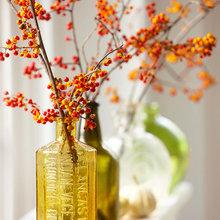 Фотография: Декор в стиле Кантри, Современный, Декор интерьера, DIY, Дом, Цвет в интерьере, Оранжевый – фото на InMyRoom.ru