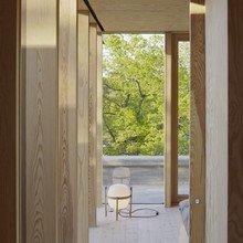 Фото из портфолио КУБ из стекла и фанеры – фотографии дизайна интерьеров на INMYROOM