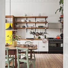 Фото из портфолио Parkgatan 10, Kungsholmen – фотографии дизайна интерьеров на INMYROOM
