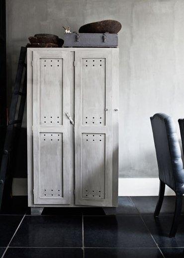 Фотография: Мебель и свет в стиле Лофт, Дом, Цвет в интерьере, Дома и квартиры, Серый – фото на InMyRoom.ru