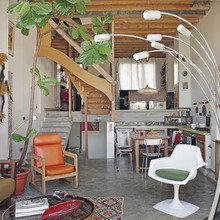 Фото из портфолио Бохо шик: игра фантазии у Вас дом – фотографии дизайна интерьеров на InMyRoom.ru